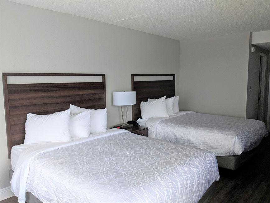 2 Queen Beds Beachfront Room
